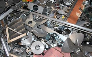 非鉄・貴金属リサイクル